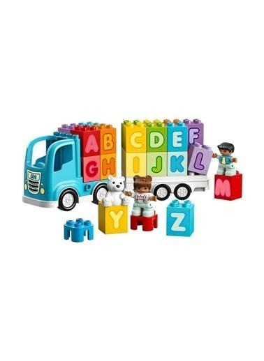 Lego  Duplo Ilk Alfabe Kamyonum 10915 Renkli